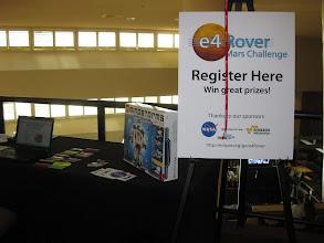 Photo: EclipseCon 2010 e4Rover contest