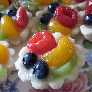 Yoghurt Fruit Cups