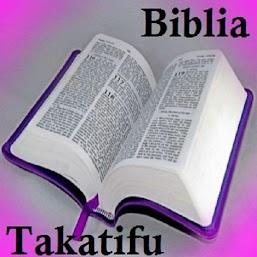Download Biblia Takatifu Ya Kiswahili For Pc
