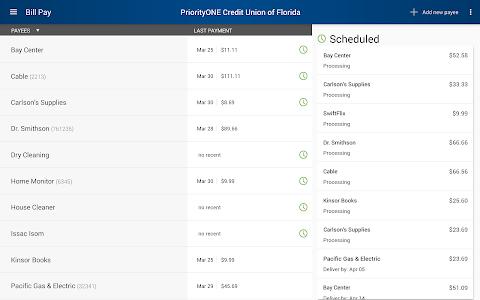 PriorityONE Credit Union of Fl screenshot 13