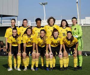 Flames U17 verliezen van Nederland
