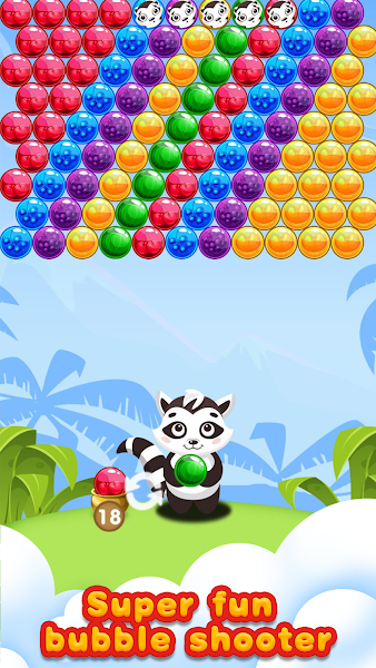 Bubble Pop Blast - Free Puzzle Shooter Games