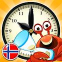 Lær klokken med Miniklubb icon