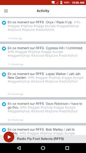 Radio Fly Foot Selecta (RFFS) - náhled