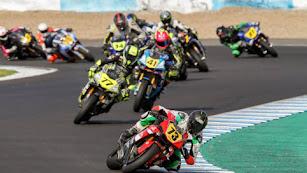 La carrera celebrada en Jerez.