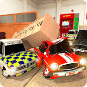 Game Chasing in Bank NYC Cop Car Vs Robbery Master Plan APK for Windows Phone