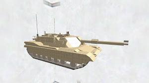 M1A2 Abrams ディティールちょいアップ版