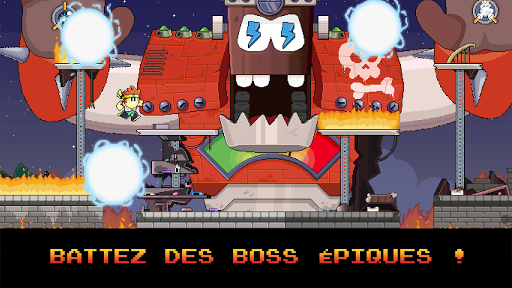 Dan the Man: Action Platformer  captures d'écran 2