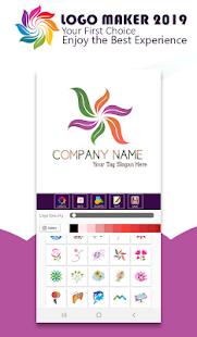 Download Logo Maker 2019 For PC Windows and Mac apk screenshot 20