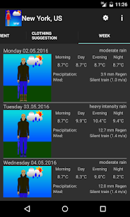 Weather-Proof Clothing- screenshot thumbnail
