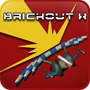 Brickout X Icon