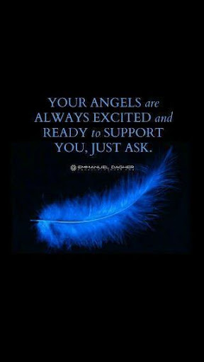 Blessing Angel Quotes screenshot 1