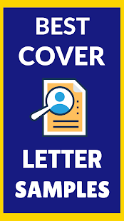 Cover Letter Samples 2019 Capture d'écran