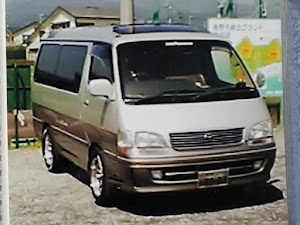 ハイエースワゴン KZH106G のカスタム事例画像 masato.3310.com さんの2019年02月27日07:31の投稿