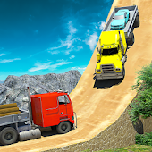 Mountain Truck Driver: Transport Simulator