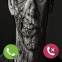 Fake Call Zombie Prank icon