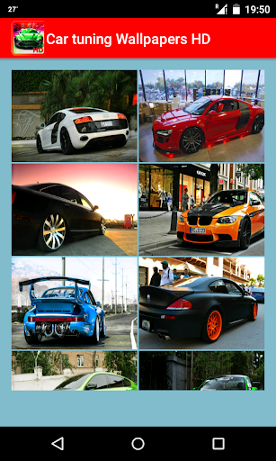 Car tuning Wallpapers