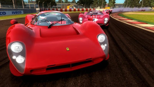 Race Battle for Ferrari 360