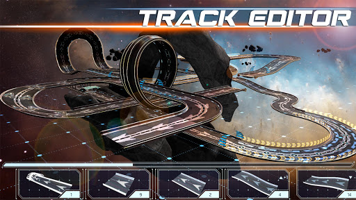 cosmic challenge racing screenshot 3