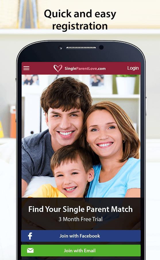 free single parent dating