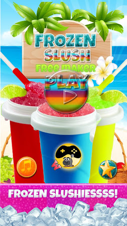 Frozen Slush - Free Maker 5.1.4 screenshot 2088733