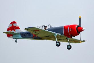 Photo: Jakovlev Jak-50