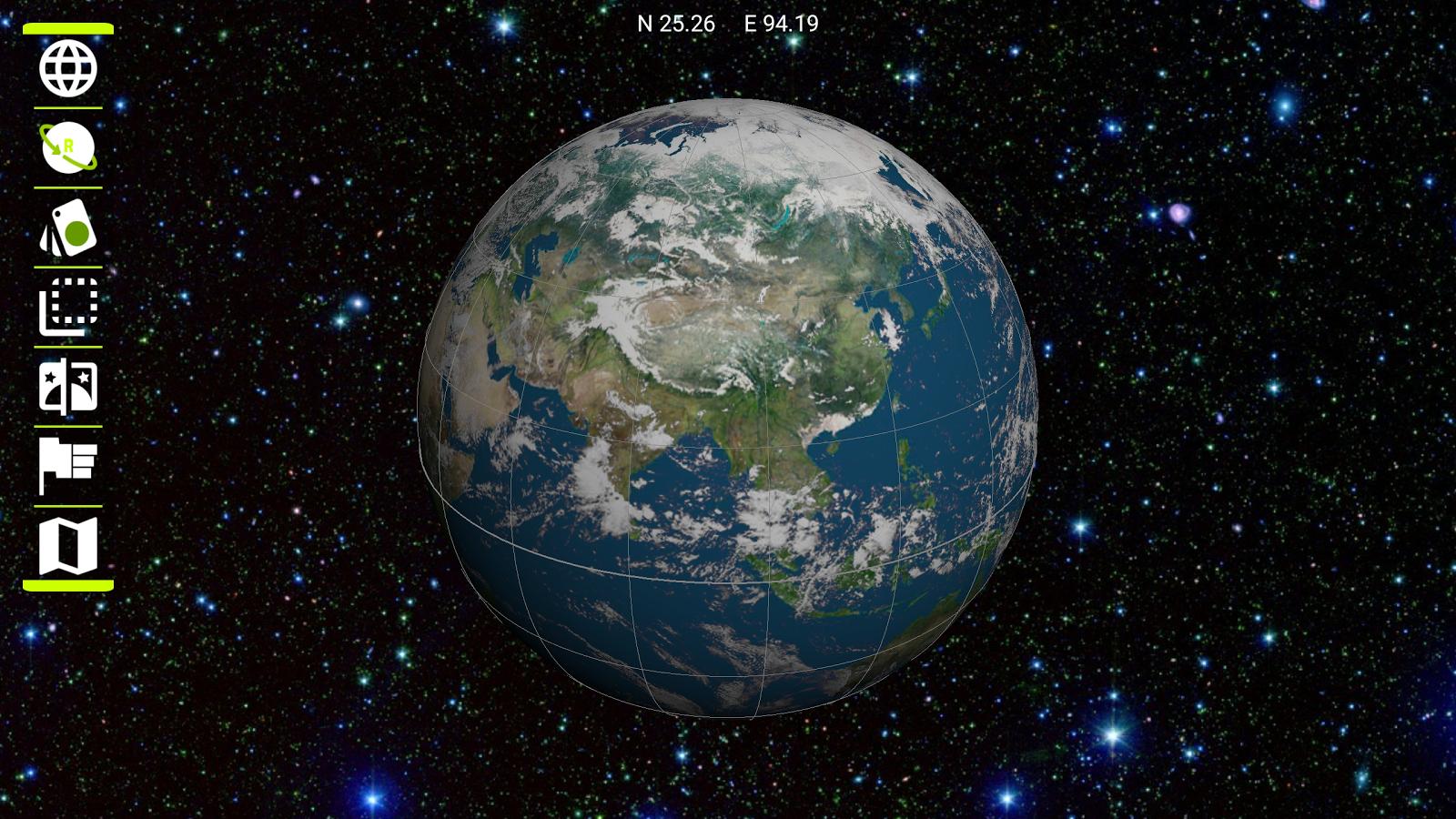 Resultado de imagem para globo terrestre 3d