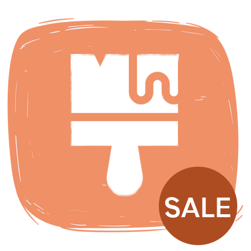 Brush - Icon Pack APK Cracked Download