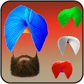 Make Me Singh:Punjabi Turban Photo Editor 2018