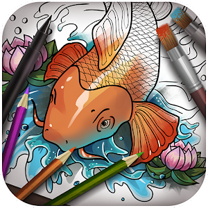 Colory: Adults Coloring Book for PC