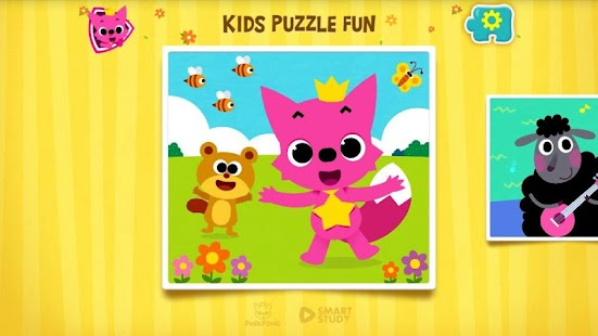 PINKFONG Kids Puzzle Fun- screenshot thumbnail