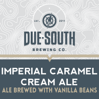 Logo of Due South Imperial Caramel Cream Ale