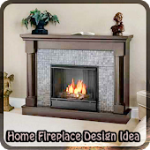 Home Fireplace Design Idea