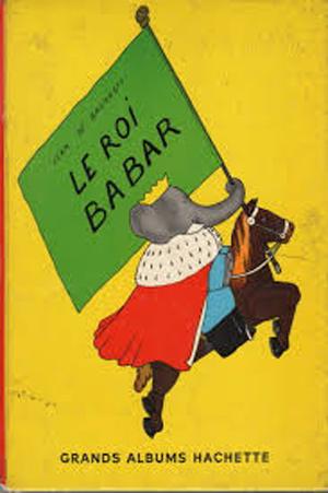 Le roi Babar - Livre jeunesse