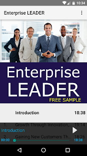 Enterprise LEADER: Sample- screenshot thumbnail