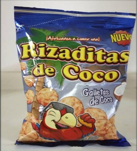 Galleta Panky Rizaditas De Coco 150Gr
