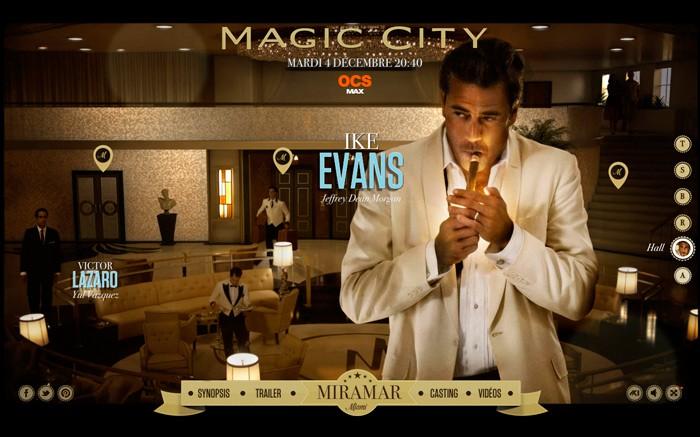 Photo: Site of the Day 18 December 2012 http://www.awwwards.com/web-design-awards/magic-city