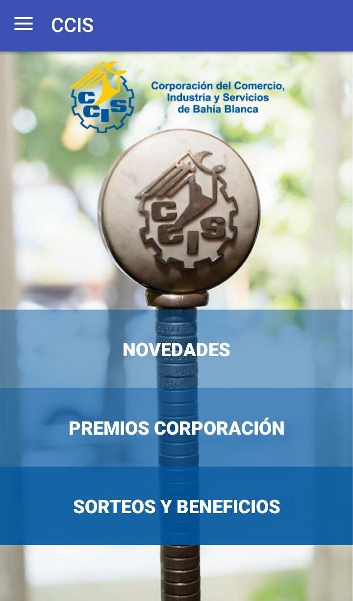 Скриншот CCIS Bahía Blanca