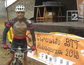 Photo: Sergio Ramón Ganador de la prueba