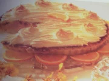 Florida Citrus Meringue Pie - Steph