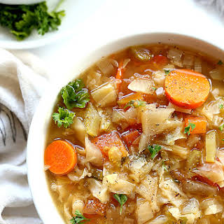 Miso Cabbage Soup Diet.