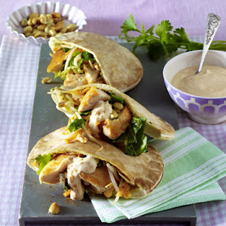 Salmon Pita Bread Recipes
