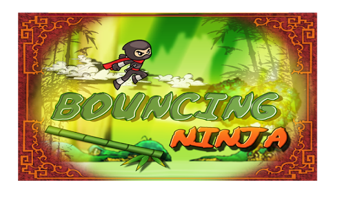 Bouncing Ninja Saga