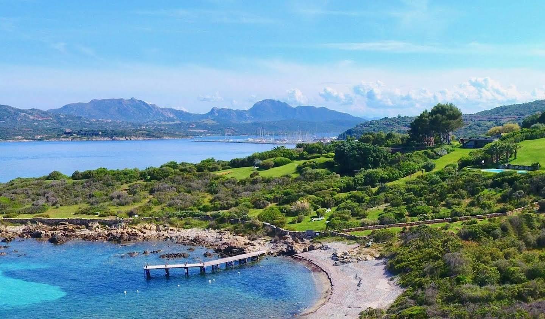 Villa avec piscine Porto Cervo