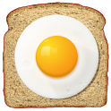 Breakfast recipes icon
