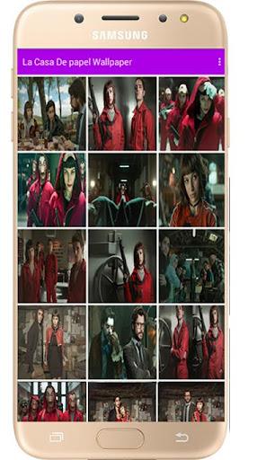 La casa De Papel HD Wallpaper: Best 4k Picture 1.0 screenshots 10