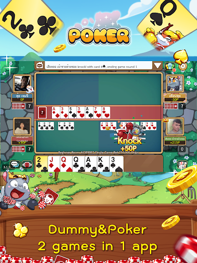 Free Poker Toon  Texas Online Card Game 3.2.537 screenshots 13