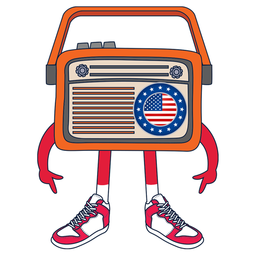 RADIO USA FULL Stations  2017