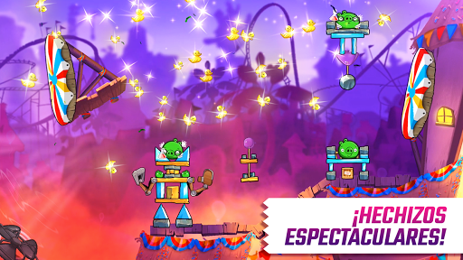 Angry Birds 2  trampa 5