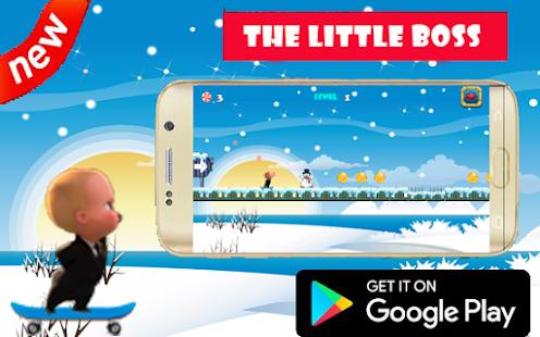 The little Boss - 2 runner - náhled